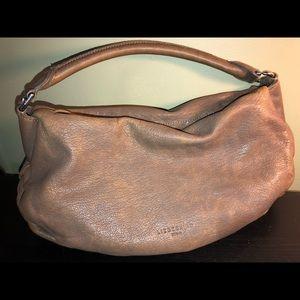 LIEBESKIND Brown Leather BOHO Purse